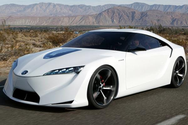 Toyota Supra 2011 New Design