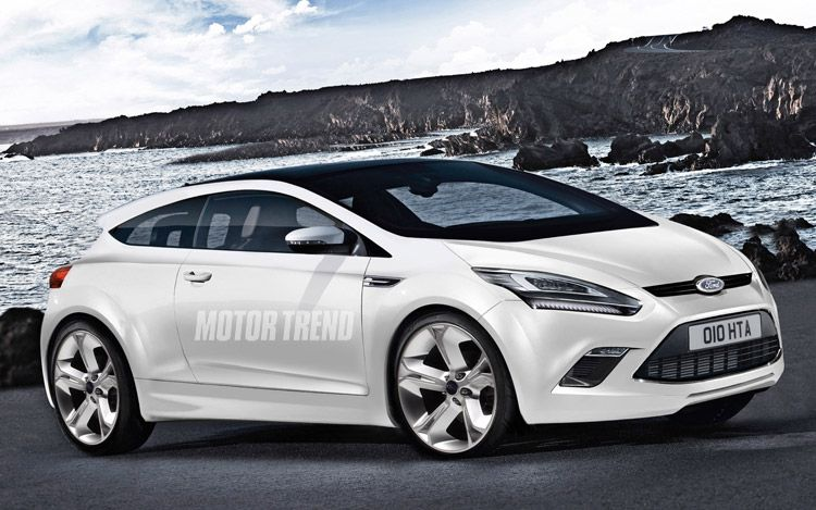 generation Ford Focus 2011