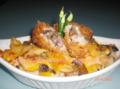 seafood gratin recipe