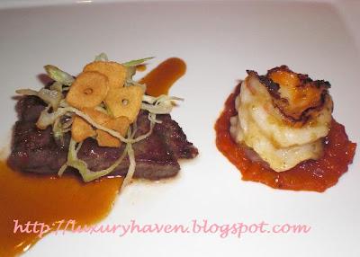 tung lok club chinois orchard hotel wagyu beef