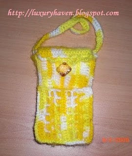 learn how to crochet handphone covers