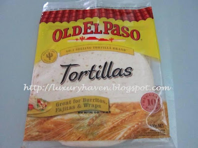 how to make old el paso tortillas pinwheels