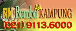 RM BUMBU asli KAMPUNG
