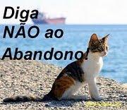 NÃO ABANDONE OS SEUS ANIMAIS!!