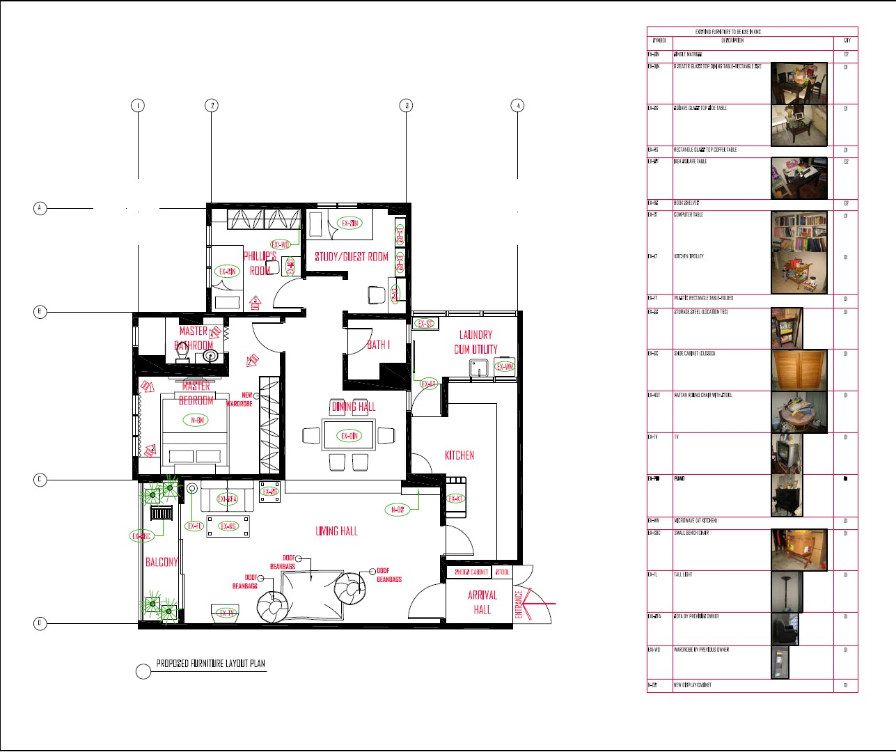 Around the home design layout part 1 for Layout design for house