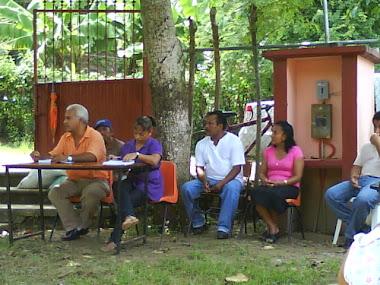 REUNION GENERAL CON PADRES DE FAMILIA DEL CICLO 2010-2011