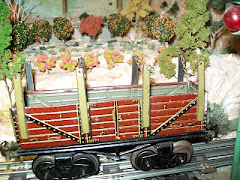 FANDOR LOG CAR