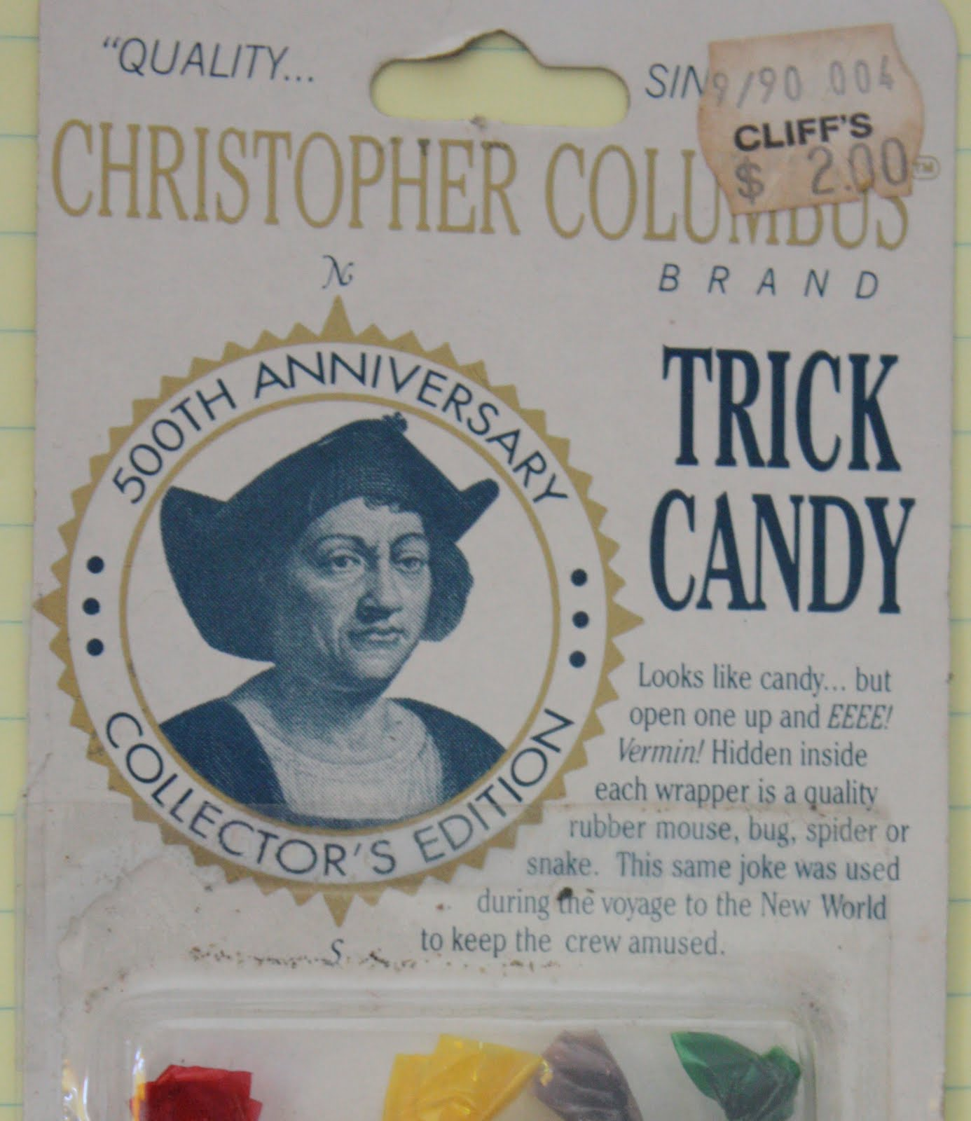 hank chapot green without borders christopher columbus brand