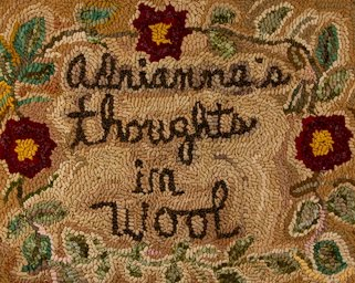 Adrianna's Thoughts In Wool