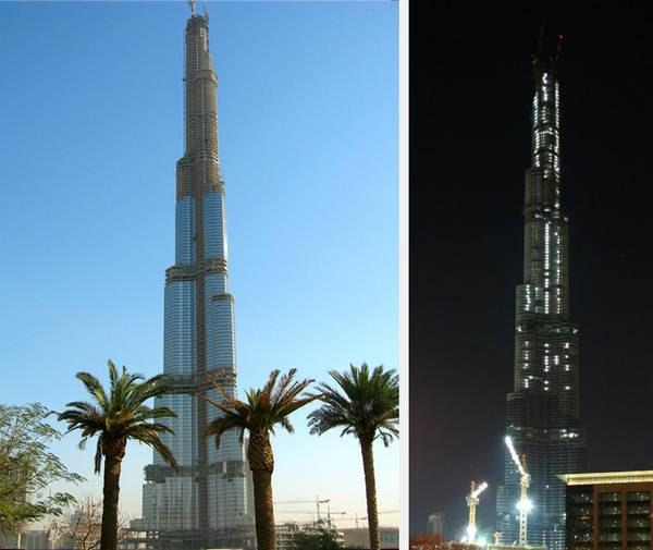 E 39 stato inaugurato a dubai il grattacielo pi alto del - Dubai grattacielo piu alto ...