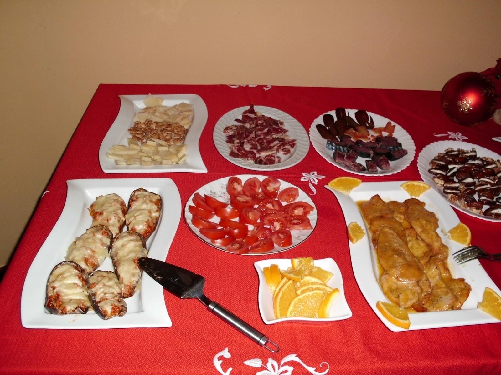 Todos a la cocina cena de noche vieja - Ideas cena nochevieja ...