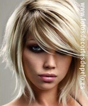 Cortes de pelo asimerticos - Peinados de Moda - Peinados