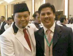 Ayi Muzayini Penulis Buku Indahnya Berbisnis dengan Allah bersama dg DR Hidayat Nurwahid