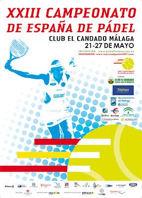 XXIII Campeonato de España de padel