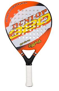 Pala de pádel Dunlop Light