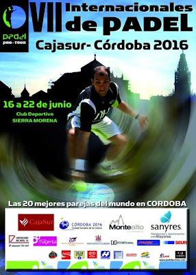 Torneo Internacional de Pádel Cajasur - Córdoba