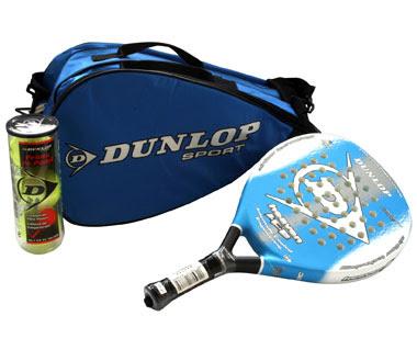 Set de pádel Dunlop del diario el Mundo Deportivo