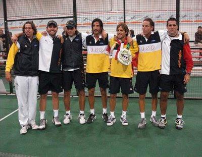 Selección masculina española mundial canada 2008