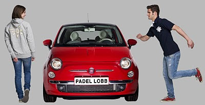 Fita 500 y Padel Lobb