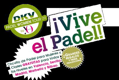 Circuito DKV Padel Women Tour