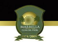 Logo de Marbella Cuna del pádel