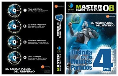 DVD Master Padel ProTour 2008
