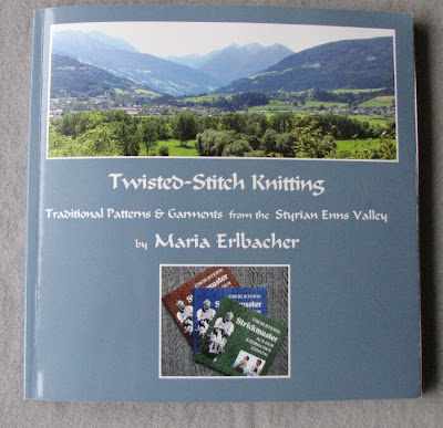 Stitches of Violet: Twisted Stitch Socks and Knitting Book