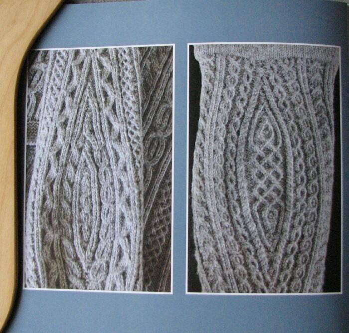 Twisted Stitch Knitting Patterns : Stitches of Violet: Twisted Stitch Socks and Knitting Book