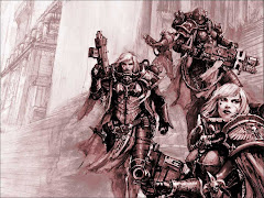 Adeptus Sororitas of the Order of the Bloody Rose