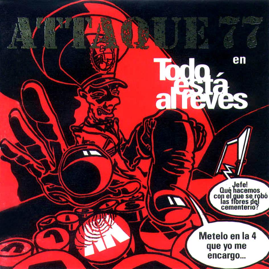 discografia de attaque 77 descargar