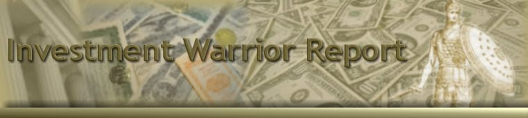 Investment Warrior Report