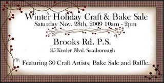 Oracle Gem Designs at Brooks P.S. Holiday Craft Sale!