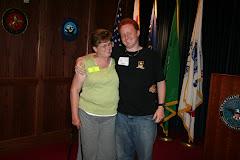 Grandma Inman and Brad
