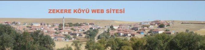 Zekere Köyü Sitesi