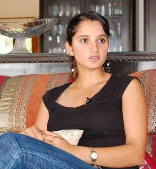 Sania Mirza Hot Legs | Hot Sports Suits | Hot Body Photos