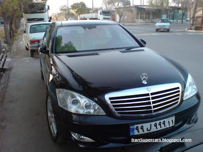 Mercedes Benz S350