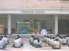 Yoga Lec-Dem at Pinewood School