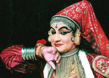 Kathakali by Margi Vijay Kumar