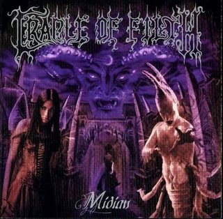 midian Download Album Mp3 CRADLE OF FILTH