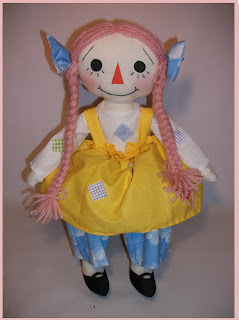 How to Make a Topsy Turvy Doll from any Rag Doll Pattern