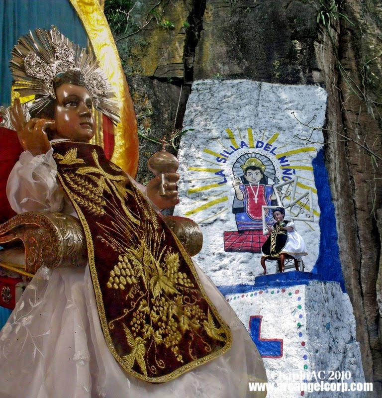Arcangelcorp procesi n acu tica ni o dios el zarquito for Sillas para nino dios
