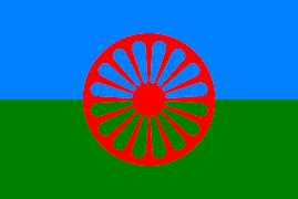 The Roma Flag