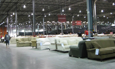 Bargain Furniture Warehouse on Restoration Hardware Warehouse Sale