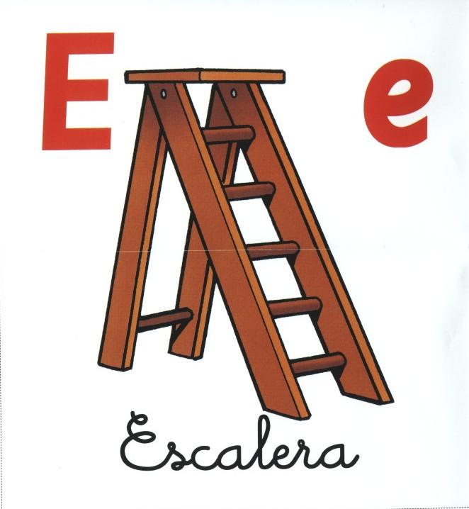 Dibujos de objetos que empiecen por la letra e - Imagui