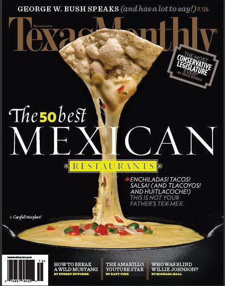 Food And Flame Texas Monthly Names Top 50 Mexican