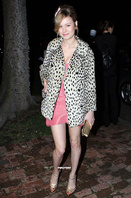 Brie Larson Hot Photo