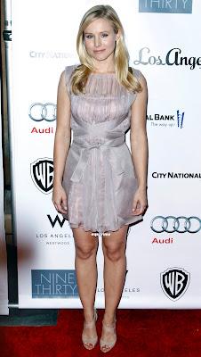 Kristen Bell  Hot Photo