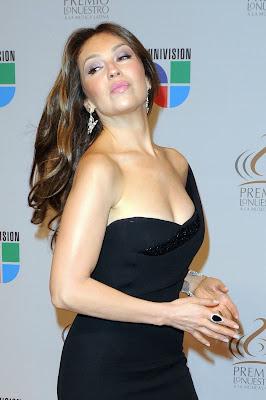 Thalia Sodi Miranda Hot Photo
