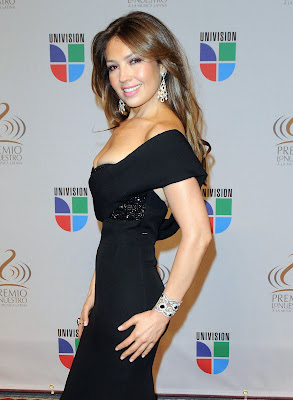Thalia Sodi Miranda Hot Photo