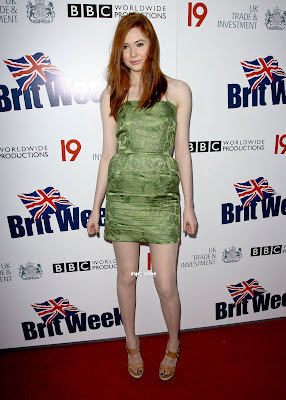 Karen Gillan Hot Photo
